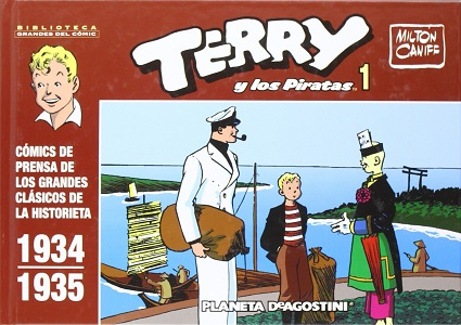 Terry y los piratas