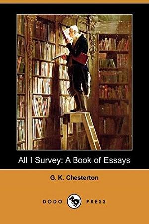 All I Survey (1932)