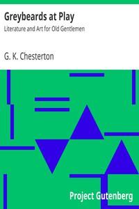 Poesía de Chesterton (1)