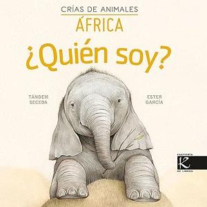 Crías de animales: África. ¿Quién soy? y Europa. ¿Quién soy?