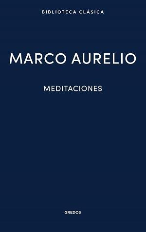 Meditaciones, de Marco Aurelio