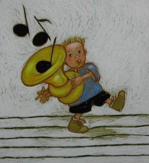 Las clases de tuba