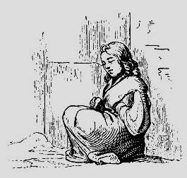 La niña de los fósforos