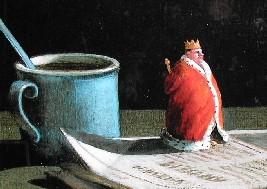 El Pequeño Rey Diciembre
