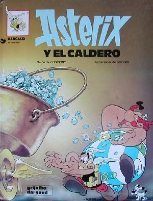 Astérix y el caldero