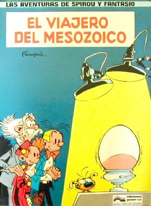 El viajero del mesozoico