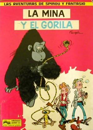 La mina y el gorila