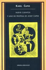 Nueve cuentos y uno de propina de Josef Čapek