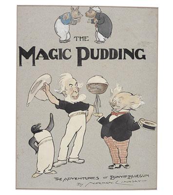 El Pudding Mágico