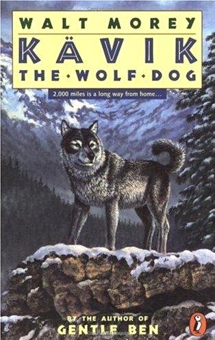 Kavik, el perro lobo
