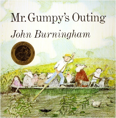 Mr. Gumpy´s Outing