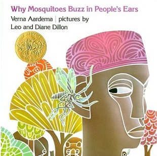 Why Mosquitoes Buzz in People´s Ears: A West African Tale