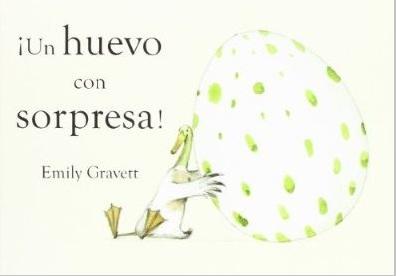 ¡Un huevo con sorpresa!