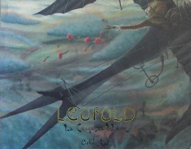 Leopold, la conquista del aire por Oskar Keks