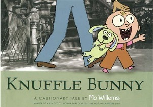 Knuffle Bunny. A cautionary tale