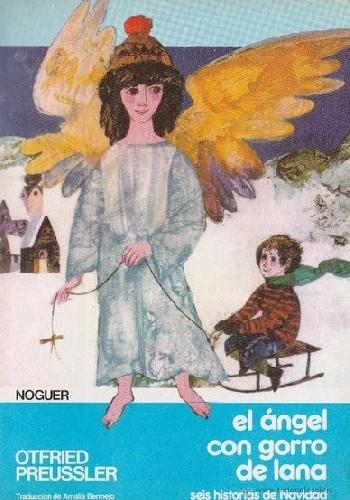 El ángel con gorro de lana