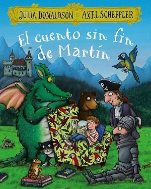 El libro favorito de Carlitos