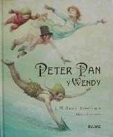 Peter Pan ilustrado por Robert Ingpen