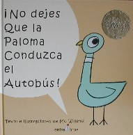 ¡No dejes que la Paloma conduzca el autobús!