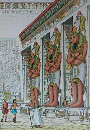 Egipto – Los viajes de Álix