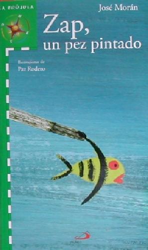 Zap, un pez pintado