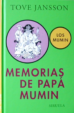 Los Mumin: Memorias de papá Mumin