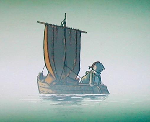 El mar en calma y Viaje feliz, ¿Cómo es posible? y La ratonera