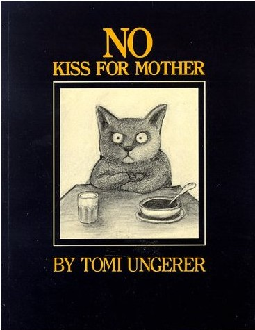 Ningún beso para mamá