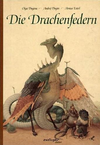Las plumas del dragón