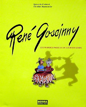 René Goscinny: Los primeros pasos de un guionista genial