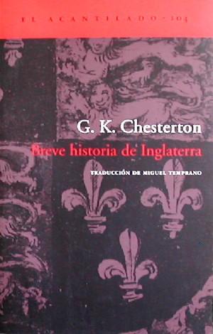 Breve historia de Inglaterra (1917)