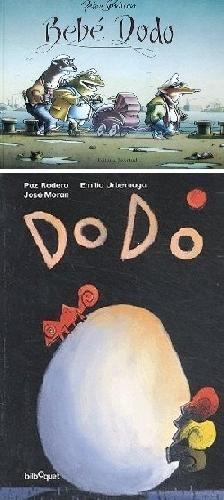 Bebé Dodo y Un bicho raro