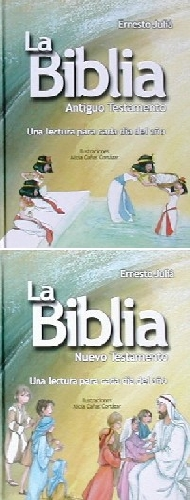 Adaptación para niños de La Biblia
