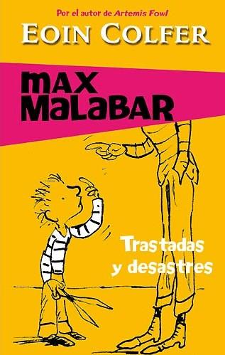 Max Malabar y El caso cero