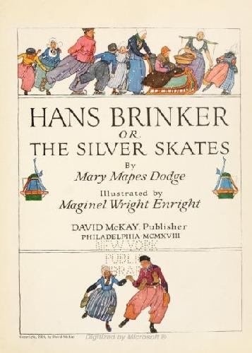 Los patines de plata