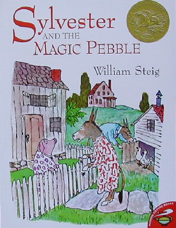Sylvester and the Magic Pebble y Irene la valiente