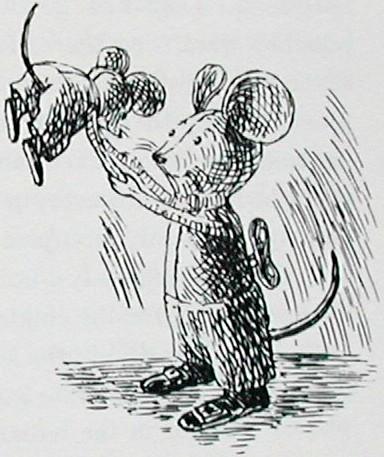 El ratón y su hijo