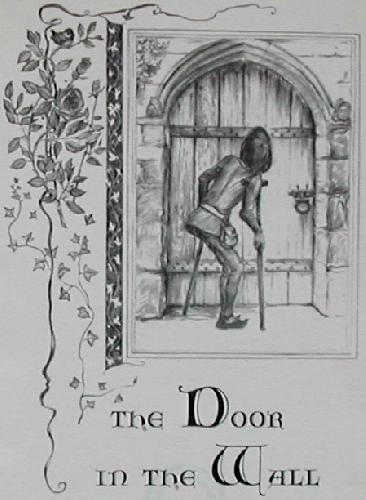La puerta en la muralla