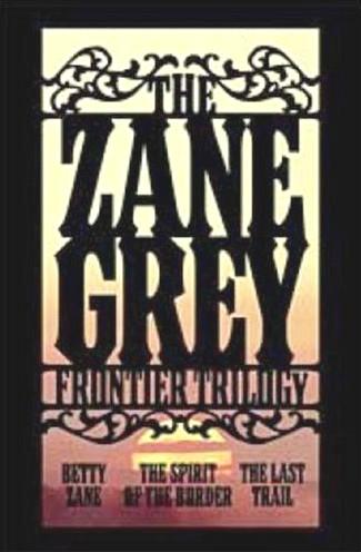 Sobre Zane Grey