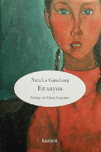 Ensayos, de Natalia Ginzburg