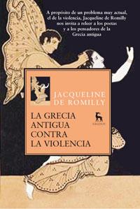 La Grecia antigua contra la violencia (1)