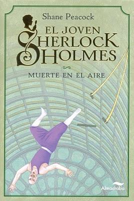 El joven Sherlock Holmes: Muerte en el aire
