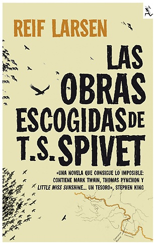 Las obras escogidas de T. S. Spivet