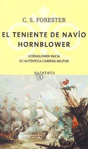 El guardiamarina y El teniente de navío Hornblower