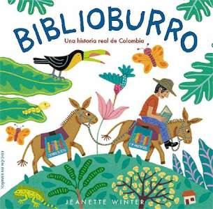 La bibliotecaria de Basora y Biblioburro