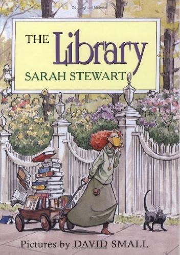 La señorita Emilia y The Library