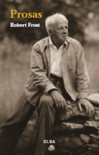 De Prosas, de Robert Frost