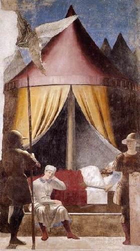 Sobre Piero della Francesca: emoción e inteligencia