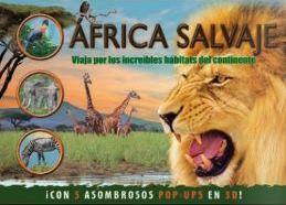 África salvaje y La Tierra en movimiento