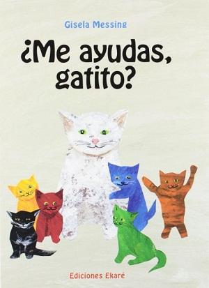 ¿Me ayudas, gatito?